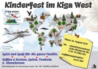 Kindergartenfest KiGa West in Windhoek